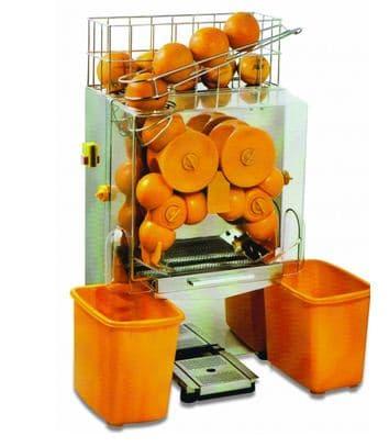 24 - mesin pembuat orange jus